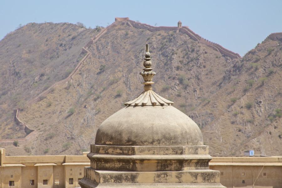 Jaipur-Amer-Fort-Architecture