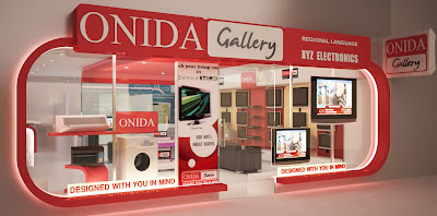 Onida launches first exclusive Retail Gallery