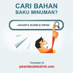 Supplier Minuman Bubble Drink Jakarta (Jakarta Bubble Drink)
