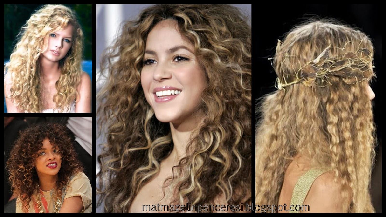 Kaynaklı Saça Nasıl Perma Yapılır