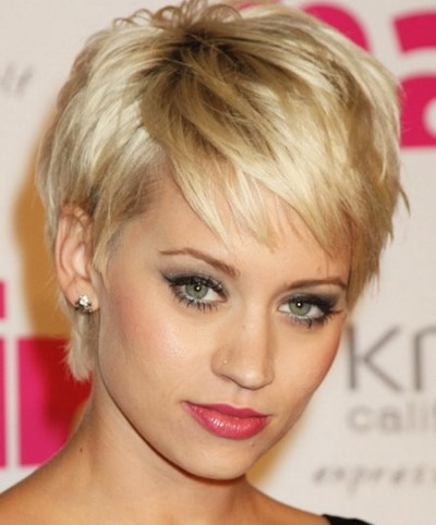 Short Shag Hairstyles 2013