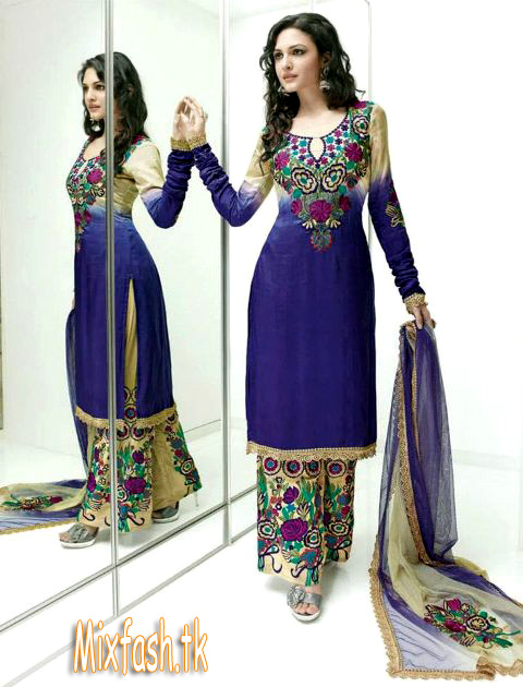 Latest fashion trends in salwar kameez 62