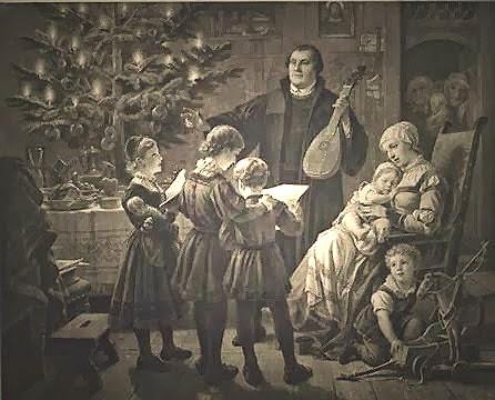 Árvore de Natal de Martinho Lutero