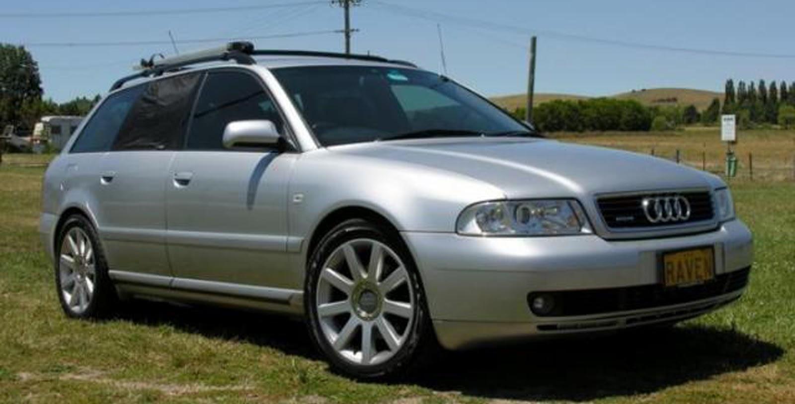 Automotive Database Audi A4