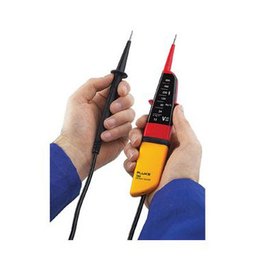 The Fluke T50 Voltage and Continuity Tester(Fluke 2435023 Low Cost solution)