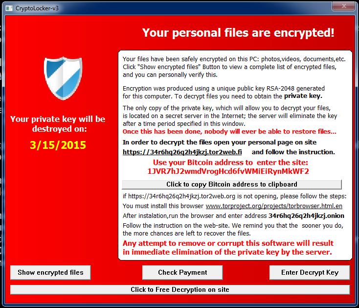 Encryptolock