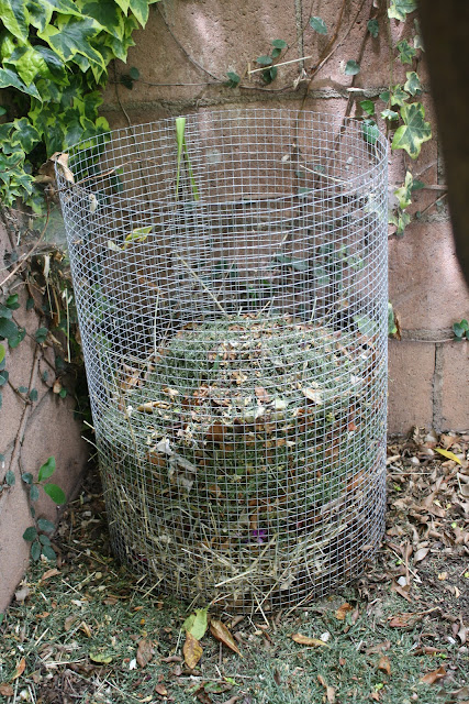 compost, homemade, gardening