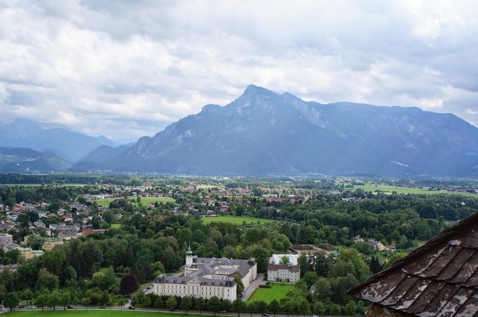 Salzburg-Mountains