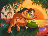 Tarzan and Jane Puzzle
