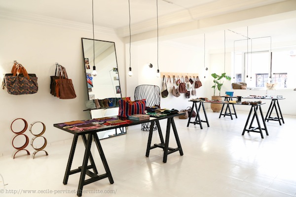 Woman And Interior Design Schools Fashion Designer Laetitia Trouillet