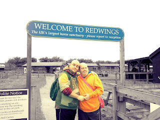 Redwings Horse Sanctuary – nr Great Yarmouth