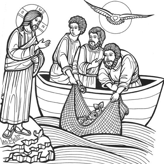Image result for pescador de hombres illustration