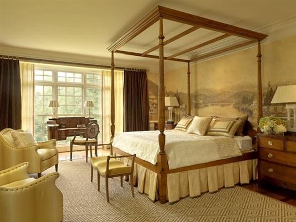 Decora y disena: camas con dosel super romanticas
