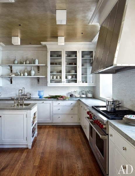 Home Tour A Designer 39 S Luxury Chicago Penthouse Modern Diy Art Designs
