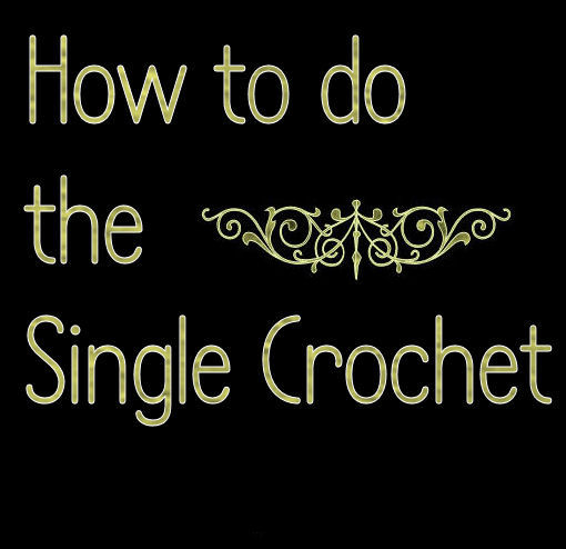 The shortest of all Crochet stitches