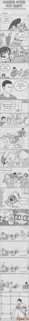 Khi con người đứng trước cái chết :))