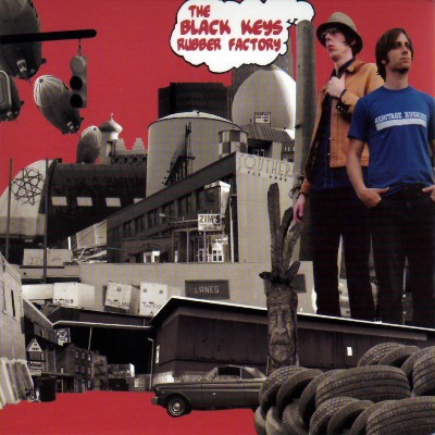 Rubber Factory Frontal Discografia completa The Black Keys (MP3) (MediaFire) (2002 2012) (RAR) (1 Link por disco)