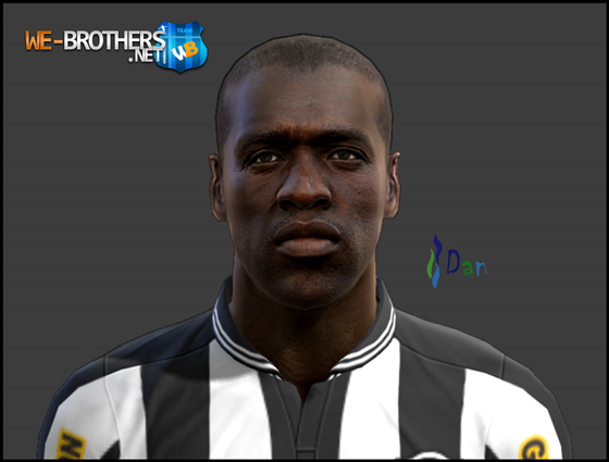 FACE DE SEEDORF - PES 2013