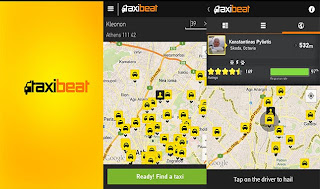 android app Taxibeat