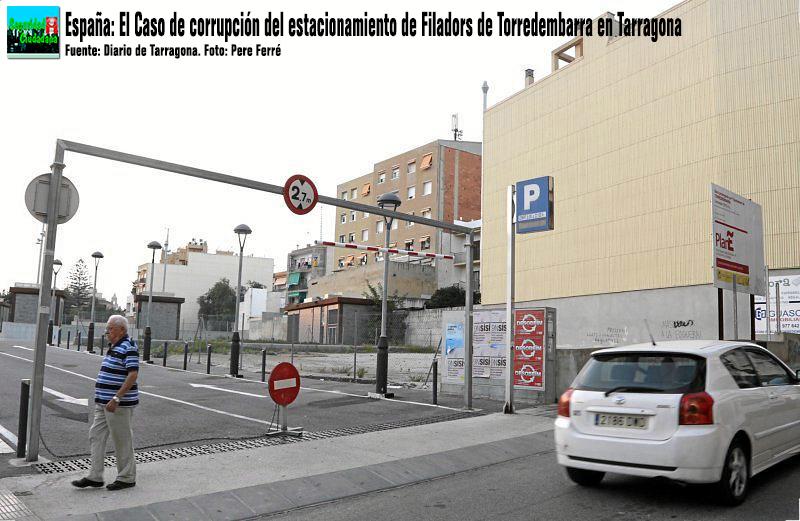 Seguridad ciudadana espa a el caso de corrupci n del estacionamiento de filadors de - Casos de corrupcion en espana actuales ...