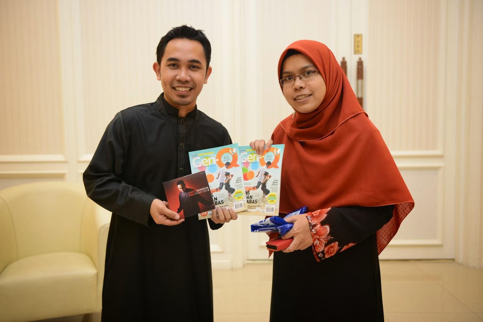 Launching album Zikir Terapi Diri 2@2013