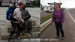 Etapa 18-León - San Martín del Camino