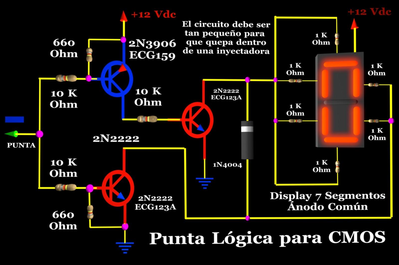 Circuito Logico : Analisis logico circuitos digitales