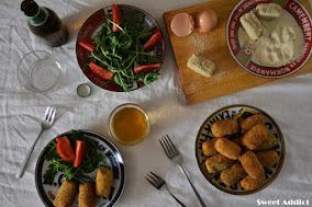 I love Croquetas
