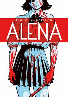Alena - Kim W. Andersson