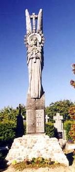 те самые литовские деревянные кресты