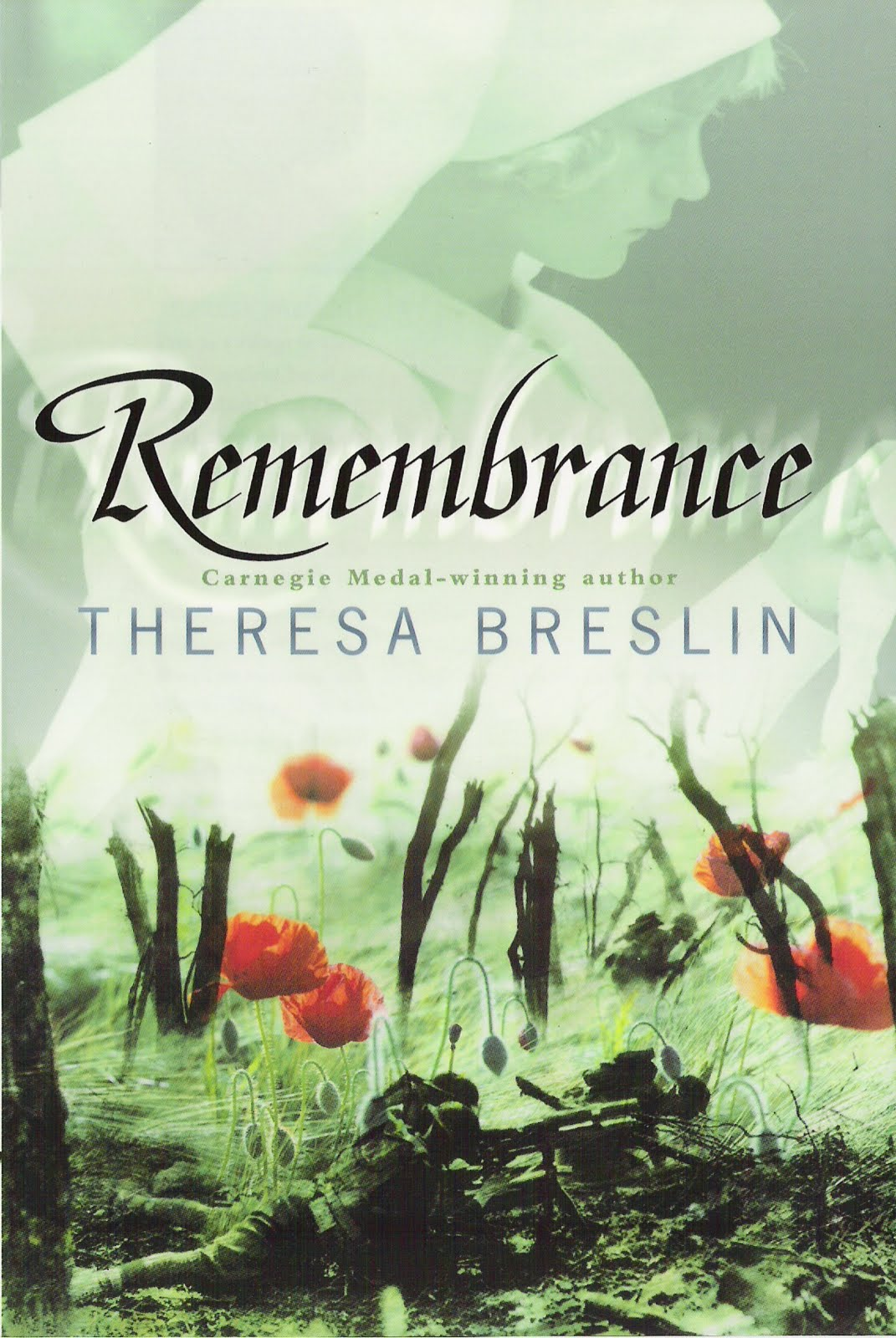 "remembrance essay by theresa breslin Dismembering ""patriotism"": cosmopolitan haunting in theresa breslin's remembrance although nick hubble's essay refers to the ghosts that haunt the shell."
