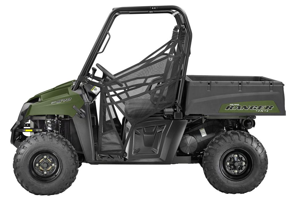 POLARIS RANGER 570 EFI 4X4 2014