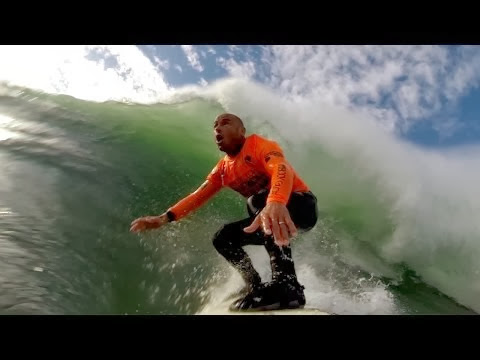 GoPro Shane Dorian s 2nd Place Finish At Mavericks
