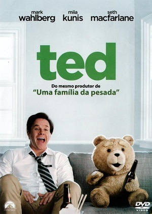 Filme Ted BluRay 2012 Torrent