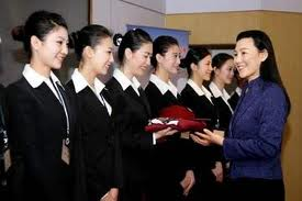 Where to take courses for flight attendant
