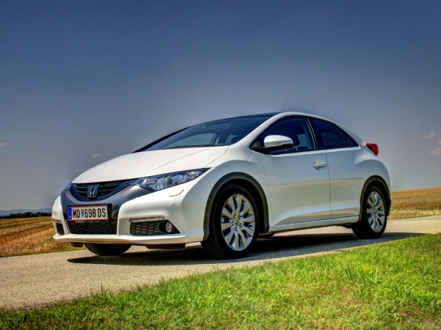 2013 Honda Civic 1.8 I-VTEC Executive