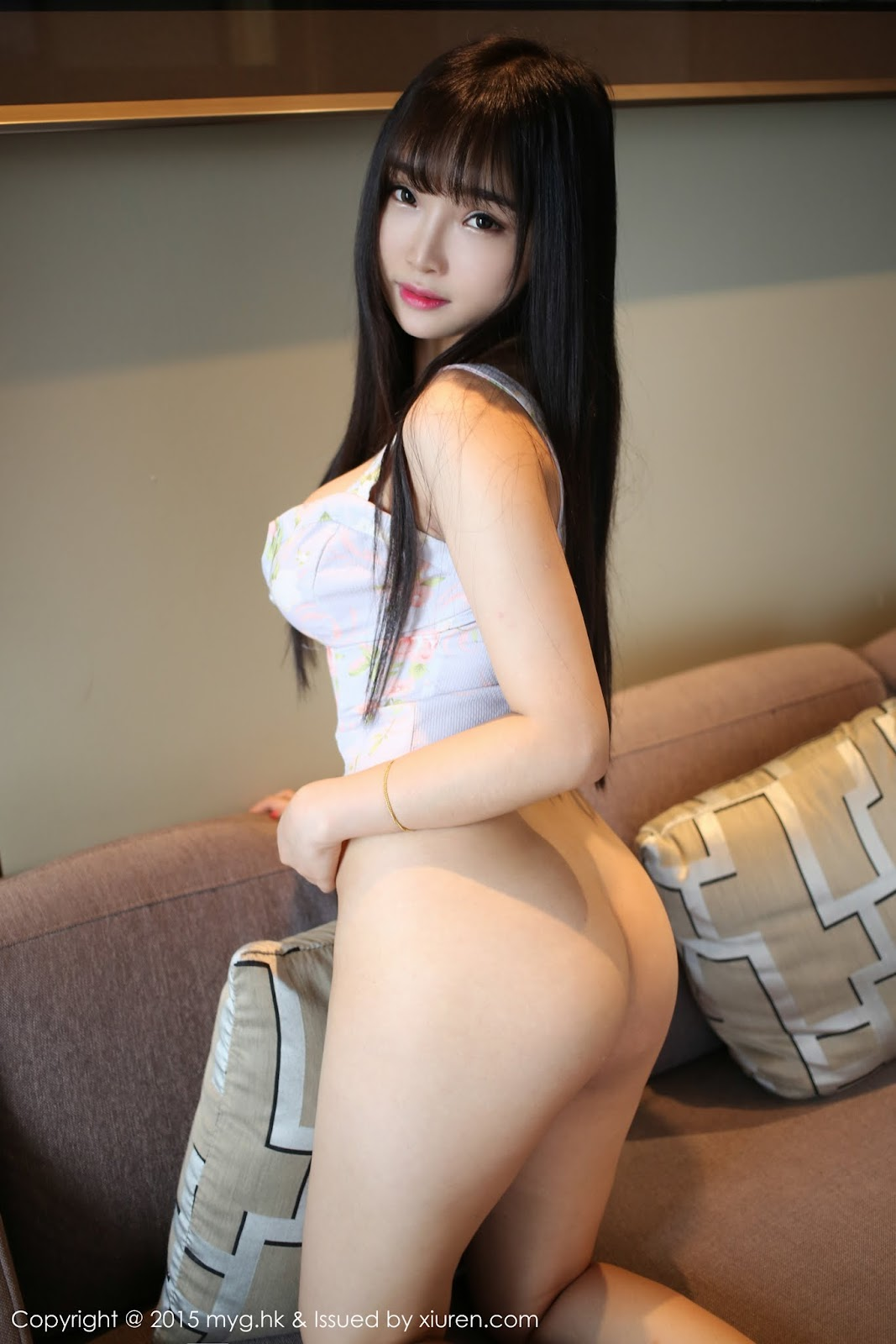0004 - Sexy Girl Model MYGIRL VOL.118