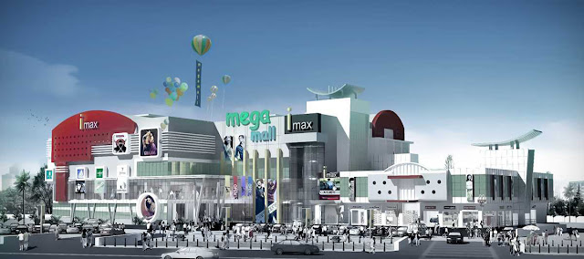 Mall And Multiplexes,3d Multiplexes Design
