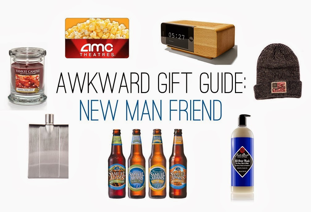The awkward gift guide your new man friend style wire for A perfect gift for a friend