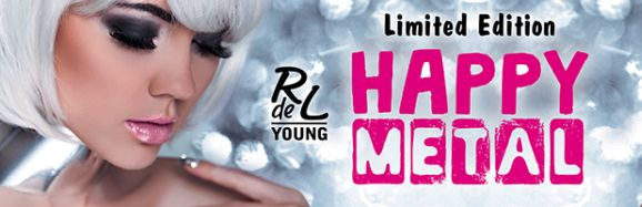Rival de Loop Young Limited Edition Happy Metal