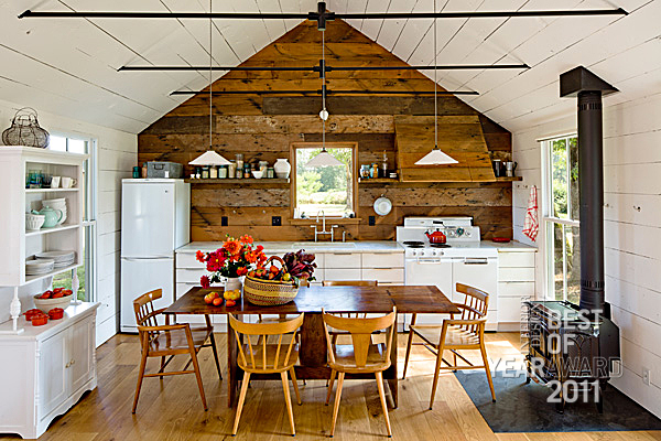 This Tiny House On Sauvie Island Was Voted Best Of The Year By Interior  Design Magazine. Itu0027s Big On Style And Small On Space.