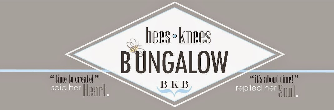 {Bees Knees Bungalow}