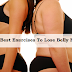 The 5 Best Exercises To Lose Belly Fat
