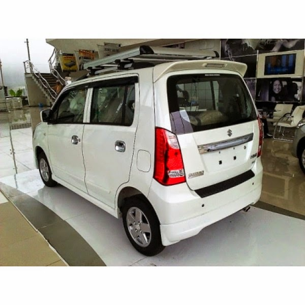 add on Suzuki Karimun Wagon R Sport