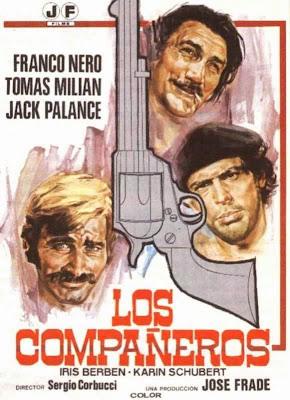 Los Compañeros (1970) de Sergio Corbucci