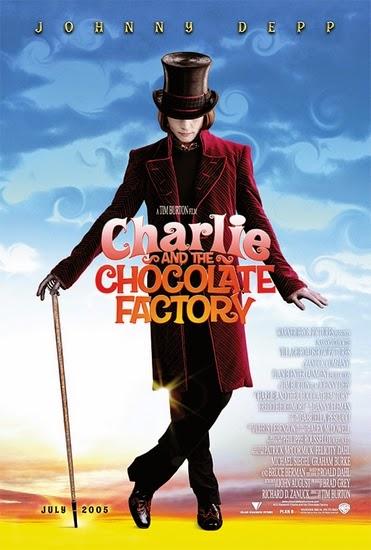 charlie si fabrica de ciocolata 2005