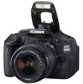 harga kamera canon eos 600d
