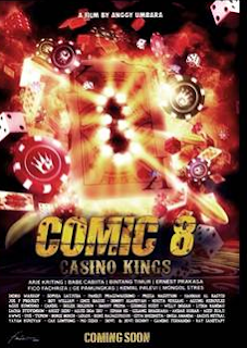 Comic 8 Casino Kings Comedy Action Cinema May 2015