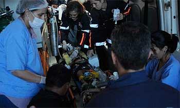 Menino que se afogou em máquina de lavar em Santa Luzia morre no hospital