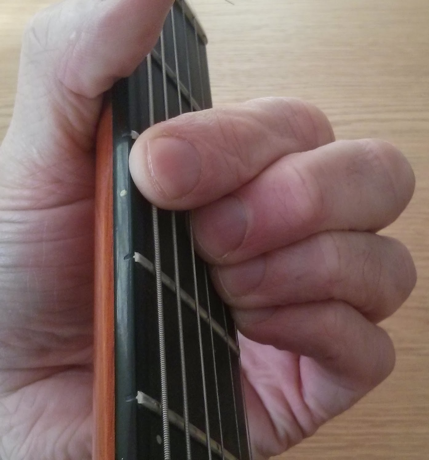 A New Guitar Chord Every Day G Minor Guitar Chord